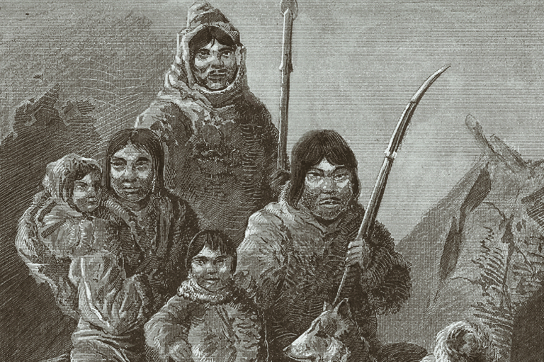 illustration inuits