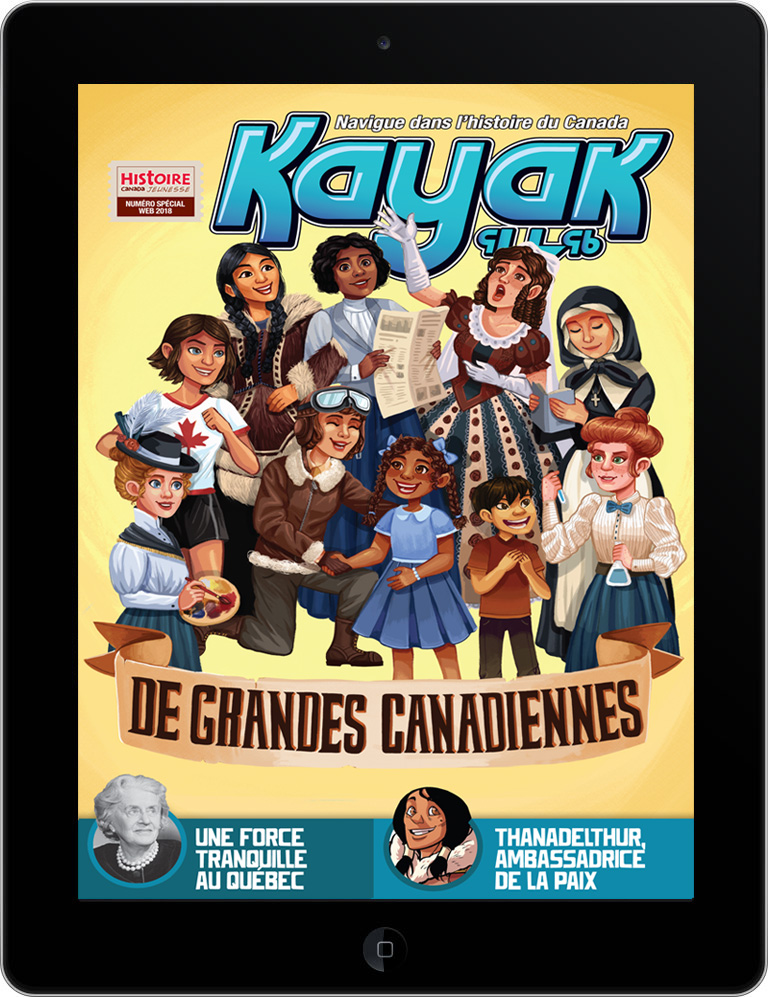 Couverture : Kayak hiver 2019