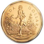 photo pièce de monnaie Terry Fox