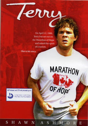 photo couleur affiche film Terry Fox